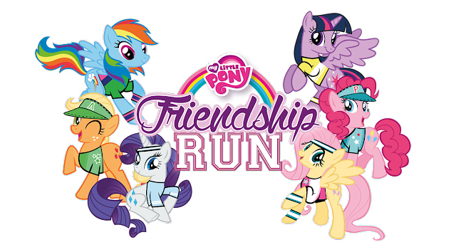 Singapore Hosting Official Pony Run Event
