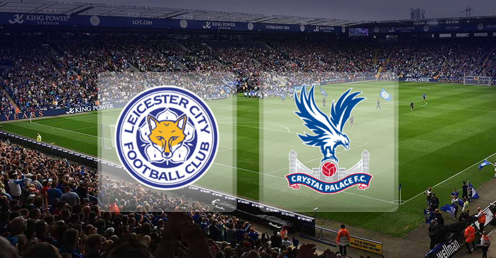 Prediksi Skor  Leicester City vs Crystal Palace 22 Oktober 2016