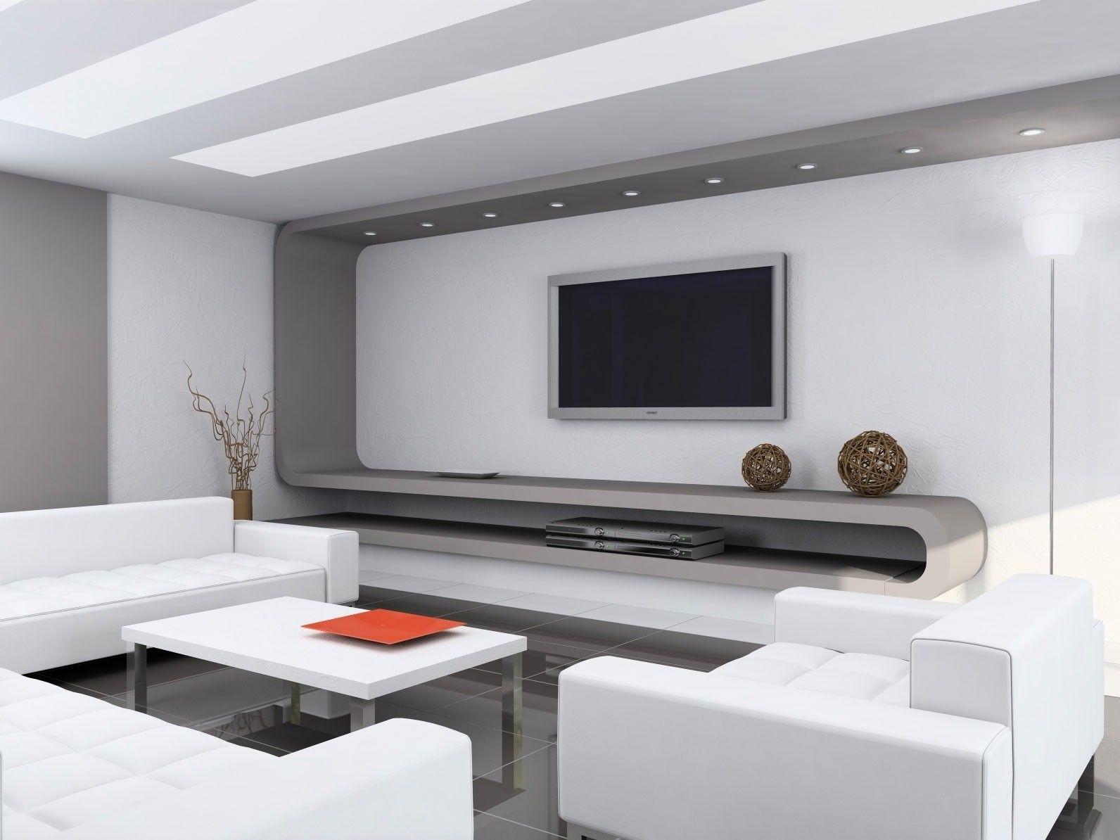 Trend Warna Cat Interior Ruang Tamu Modern