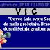 """VIC: """"Odveo Lala svoju Sosu da malo prošetaju. Brzo im dosadi šetnja gradom pa..."""""""