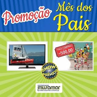 Promoção Supermercados Musamar 2017 Mês dos Pais