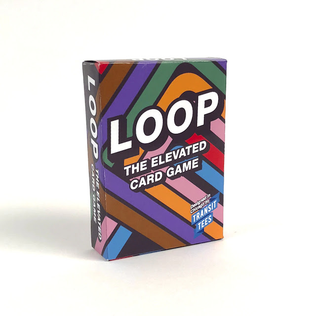Out of 390 entries, congrats to Cassandra D! WINNER of LOOP: The Elevated Card Game ($20 Value)