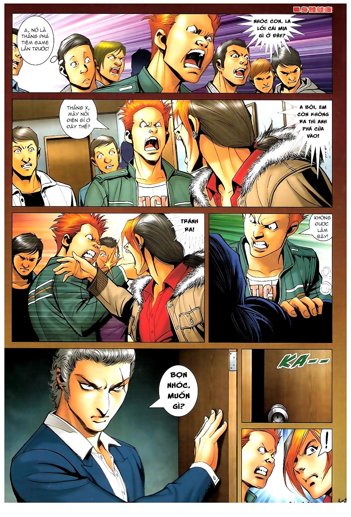 Người Trong Giang Hồ - Chapter 1370: Hào Khí 1 - Pic 8