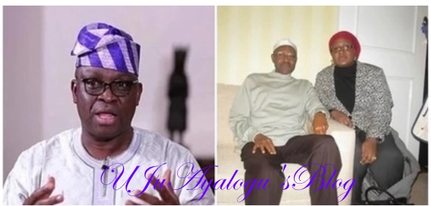 Real reason Aso Rock blocked me from visiting President Buhari in London - Governor Fayose