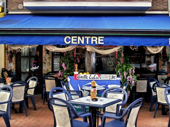 café centre westende