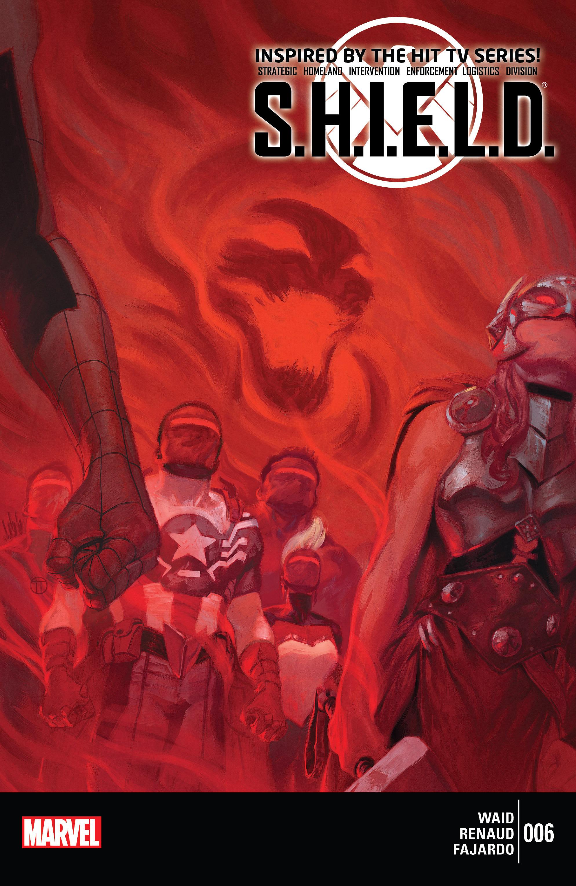 S.H.I.E.L.D. (2015) 6 Page 1