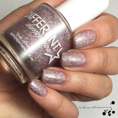 nail polish swatch of Anteros by DIFFERENT dimension