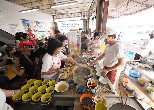 Crowded & Busy Yuen Kee Kopitiam