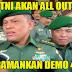Demo 4 November, Ahmad Dhani: Dalangnya bukan Prabowo Pak Jokowi !