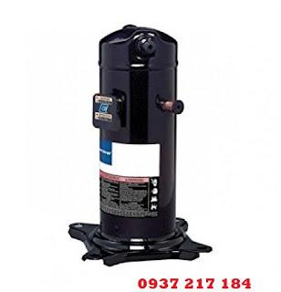 Lắp đặt máy nén lạnh Copeland ZR125 10hp