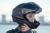 Helmet with 360 degree view