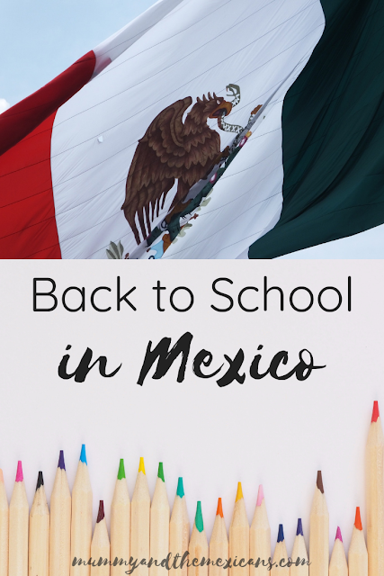 Back To School In Mexico