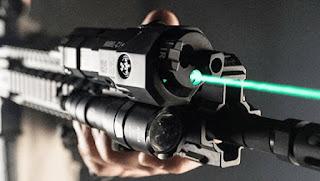 Modular Advanced Weapon Laser