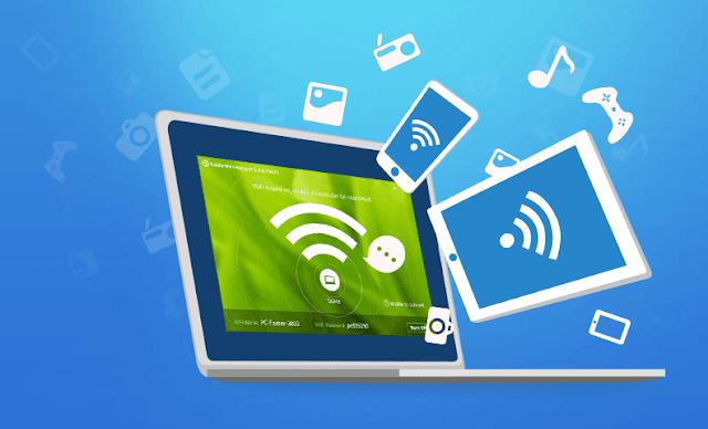 aplikasi mobile hotspot baidu