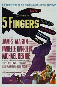 Watch 5 Fingers Online Free in HD
