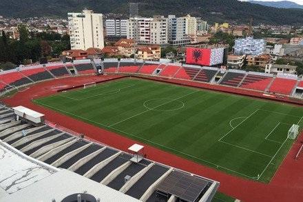 Elbasan Arena stadium