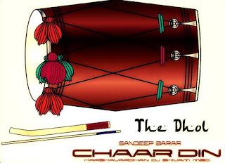 Chaar Din (Sandeep Brar) Harshavardhan & Dj Shivam Mix