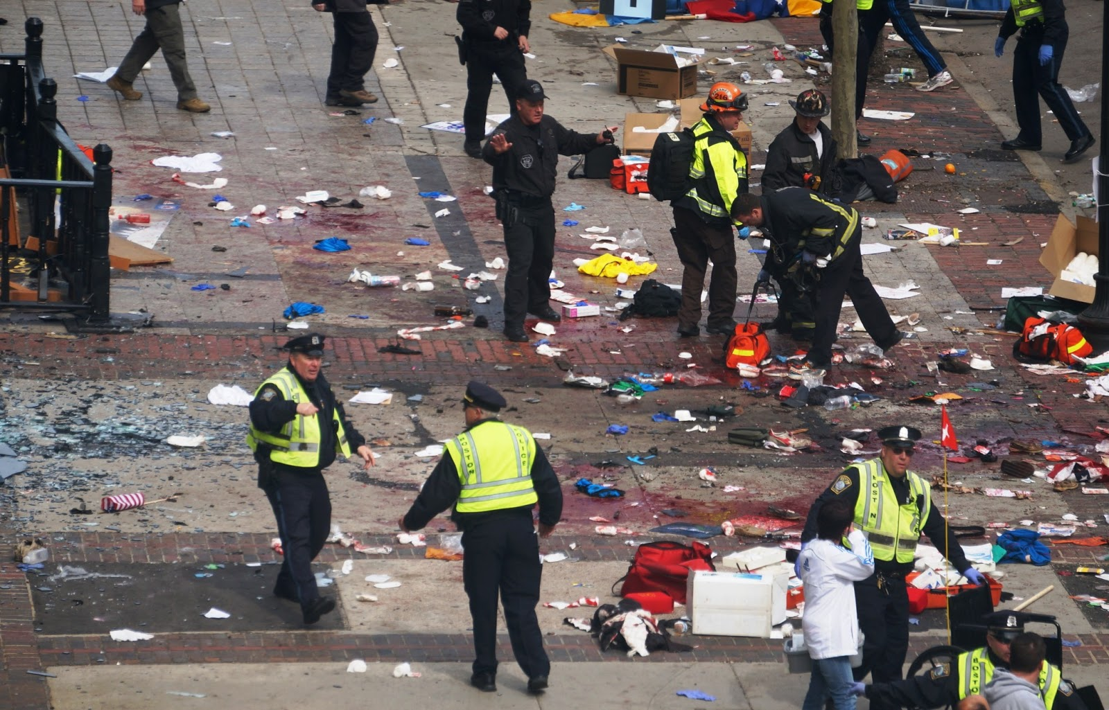 Terrorism In Britain And The United States: Thoughts From a