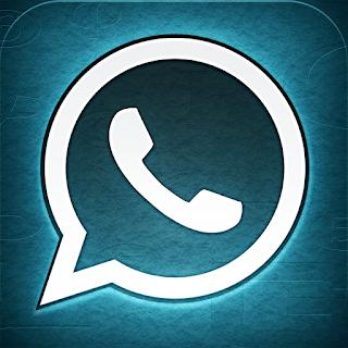 برنامج واتساب بلس الازرق