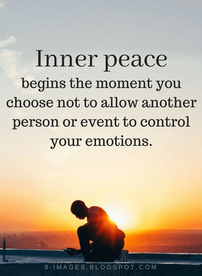 Inner Peace Quotes Inner Peace Begins The Moment You Choose Not To Fascinating Peace Quotes