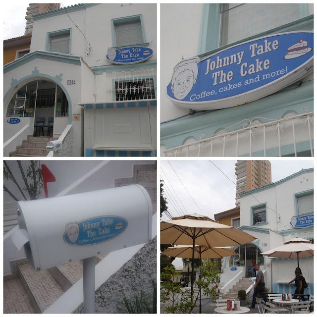 Onde comer em São Paulo - Johnny Take the Cake