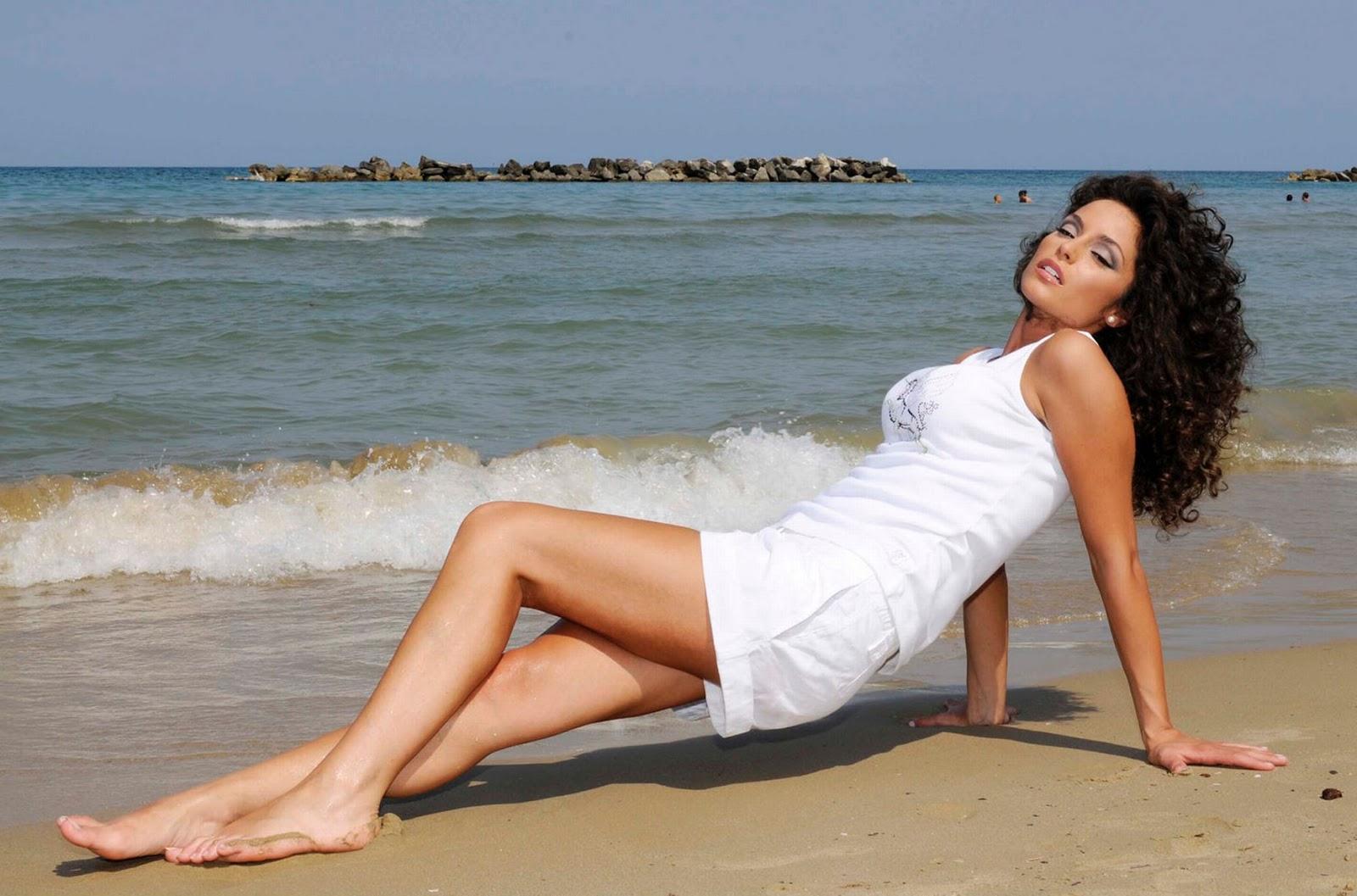 Most Beautiful Italian Women