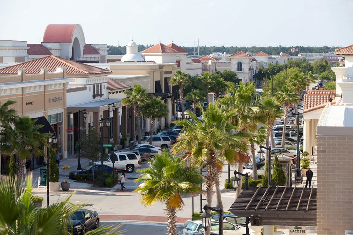 The St Johns Town Center