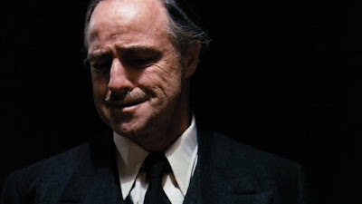 Marlon Brando as Don Vito Corleone, in The Godfather, Directed by Francis Ford Coppola