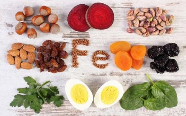 φυτικές τροφές με περισσότερο σίδηρο από το κρέας