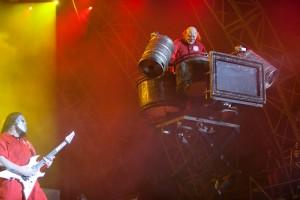 Sonisphère Festival - Amnéville, France : 8 et 9 juillet 2011 : Slipknot