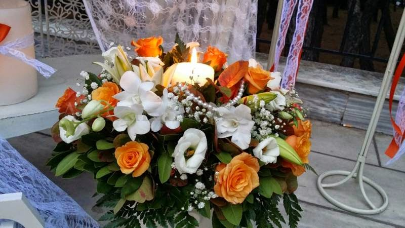 2d310def05a9 anthemion events  Vintage φθινοπωρινός γάμος σε πορτοκαλί αποχρώσεις