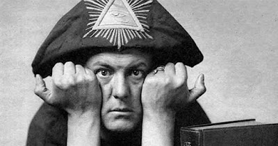 Aleister Crowley – The Eye in the Triangle