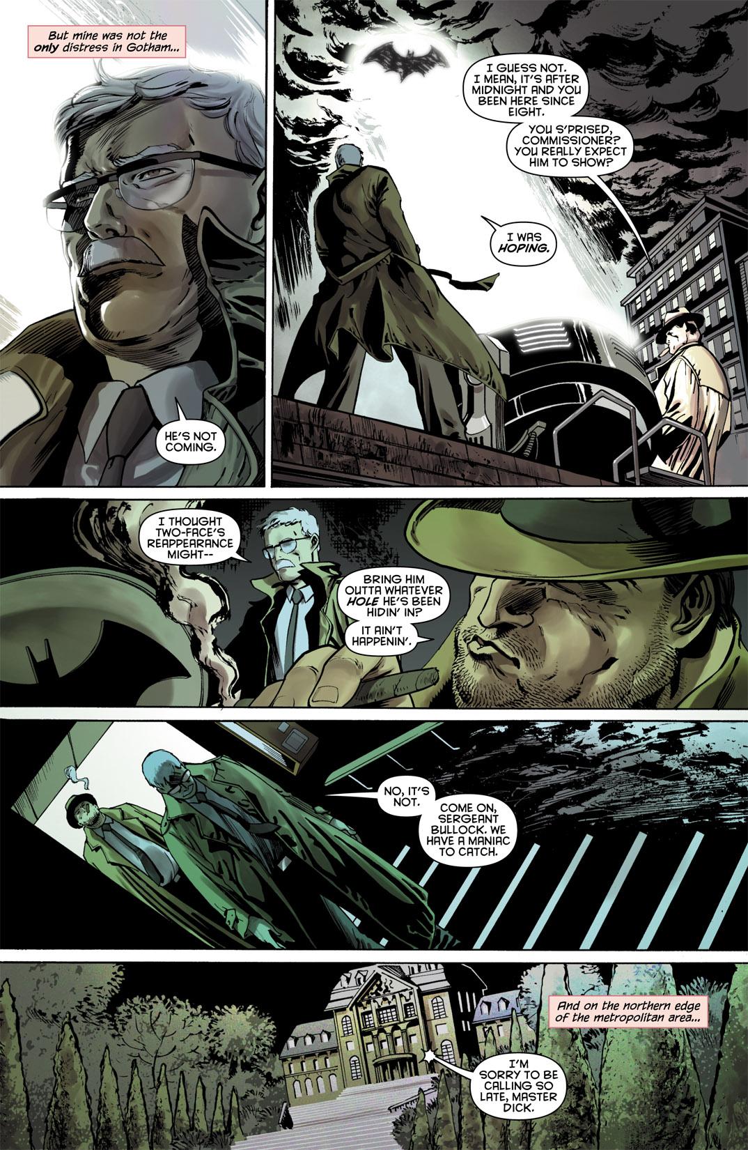 Detective Comics (1937) 851 Page 10