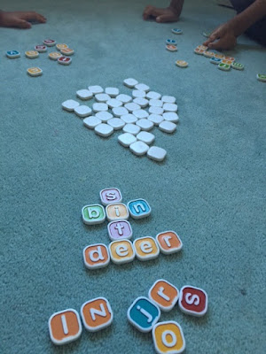Review - My First Bananagrams