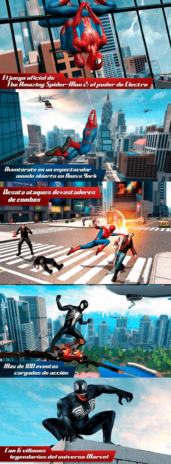 Скачать Игру Spider Man Amazing На Андроид ...