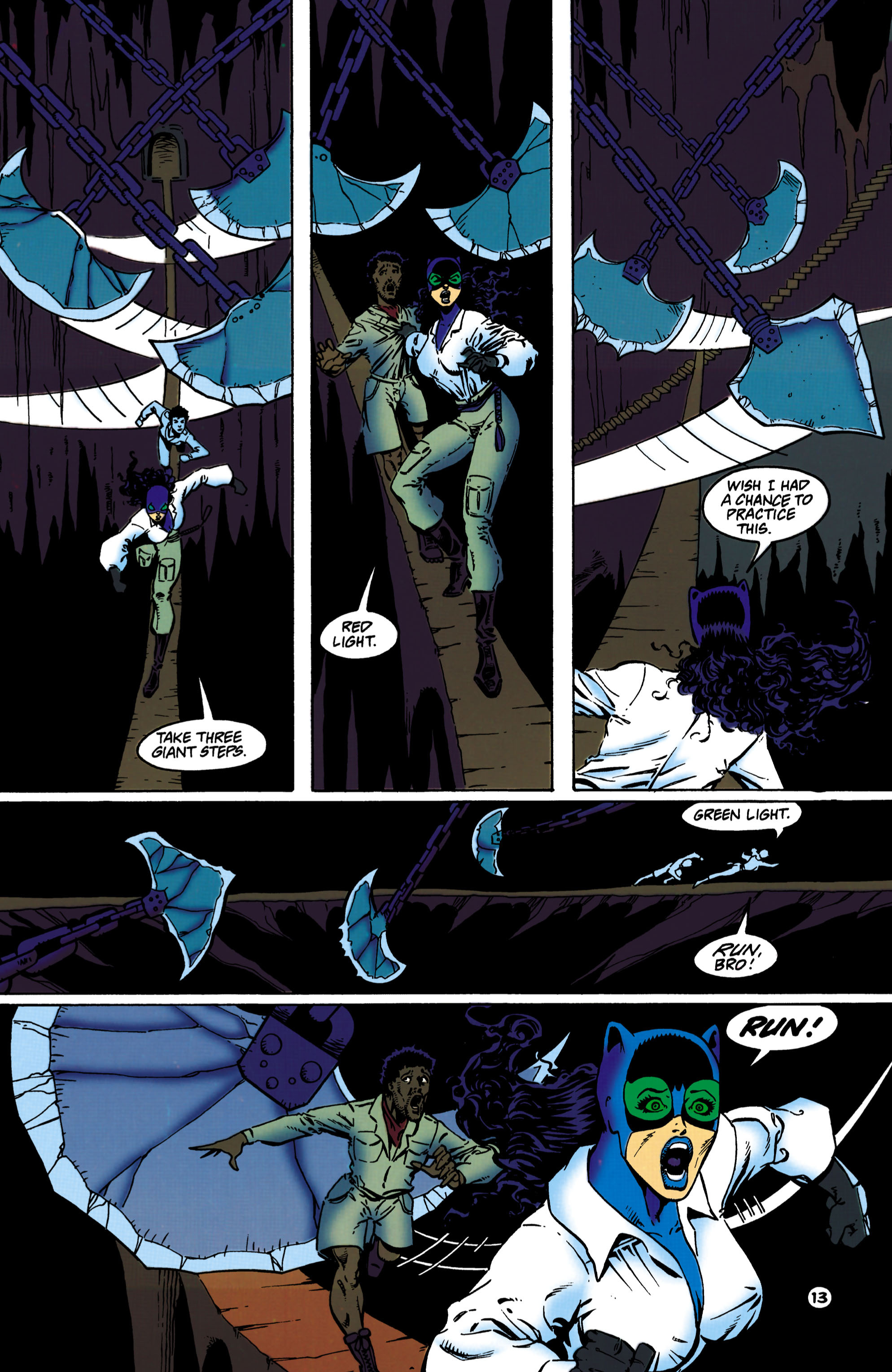Catwoman (1993) Issue #35 #40 - English 13