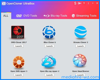 OpenCloner UltraBox 2.40 full crack