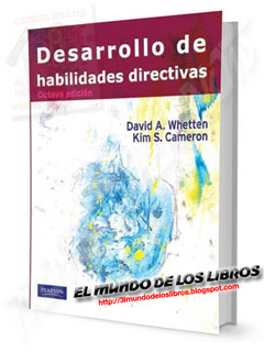 Desarrollo De Habilidades Directivas Whetten Y Cameron Ebook
