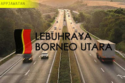Jawatan Kosong di Lebuhraya Borneo Utara.