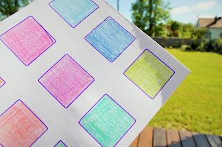 Kolorowe bingo - zabierz na kolejny spacer i zobacz, jak wciągnie Twoje dziecko.