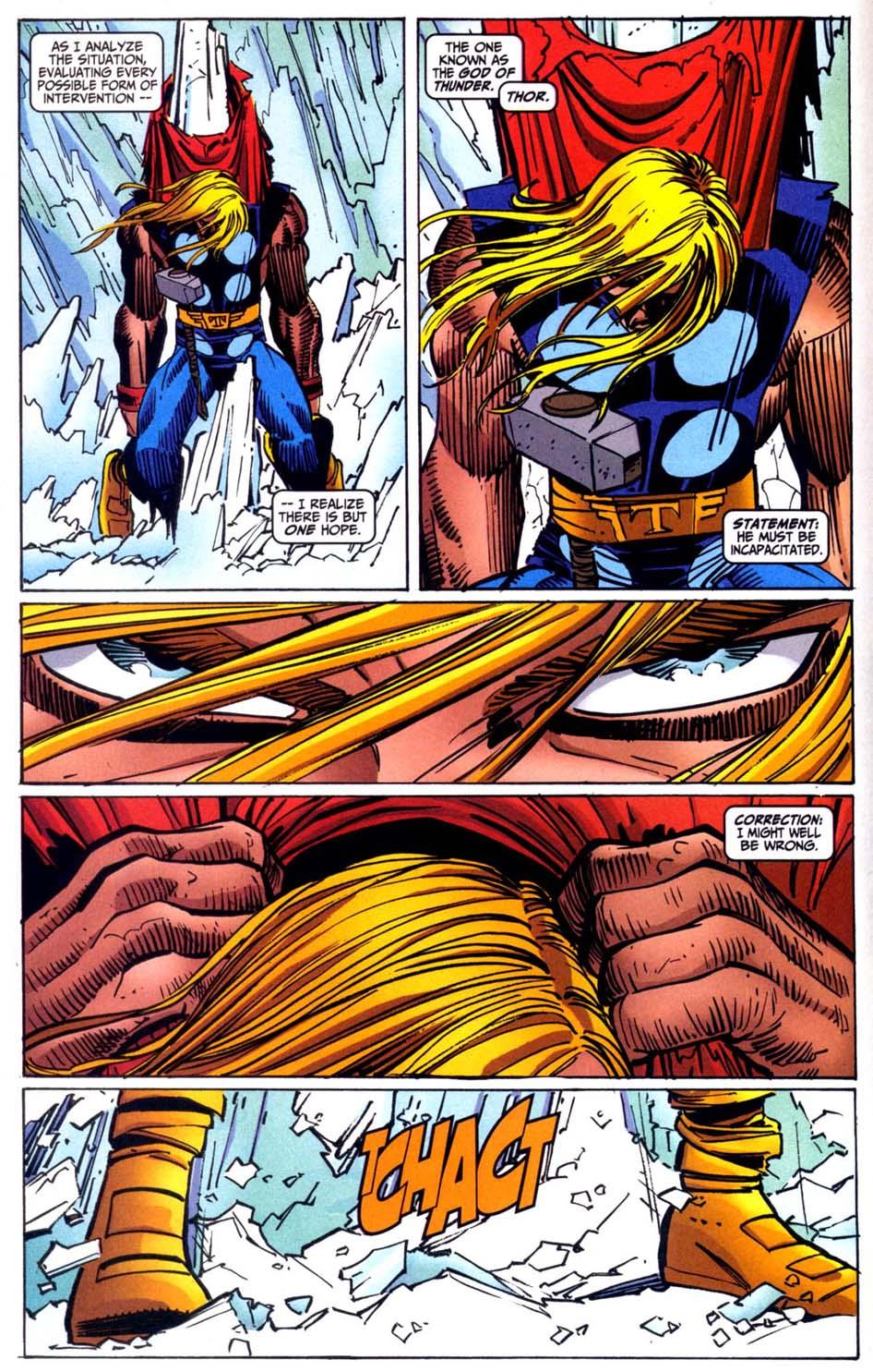 Thor (1998) Issue #25 #26 - English 13