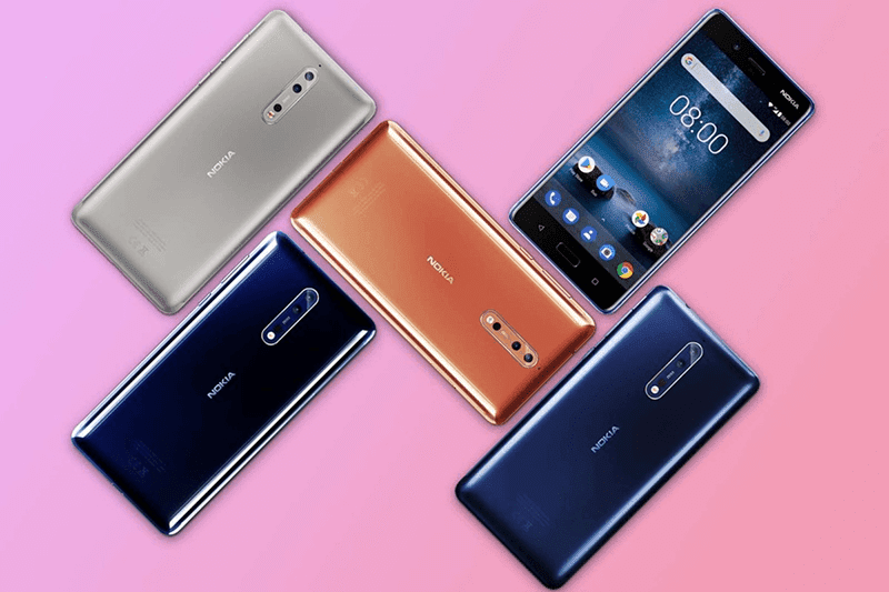 Nokia 8 Launched, Comes With Snapdragon 835 And ZEISS Dual Camera