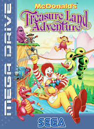 McDonald's Treasure Land Adventure (BR) [ SMD ]