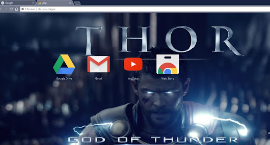 Thor God Of Thunder Ragnarok
