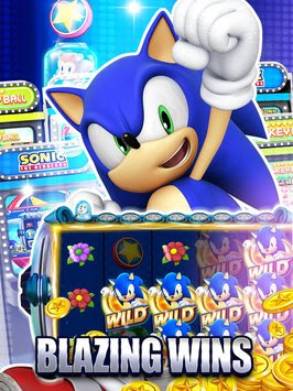 Download SEGA Slots MOD APK v119.1 for Android Original Version Terbaru 2018
