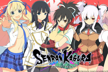 Download Anime Dragon Crisis Senran Kagura Season 2 Bd (Episode 1 - 9) Subtitle Indonesia X265