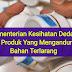 Mohon Sebarkan! KKM Dedahkan 162 Produk Kesihatan Yang Mengandungi Bahan Terlarang