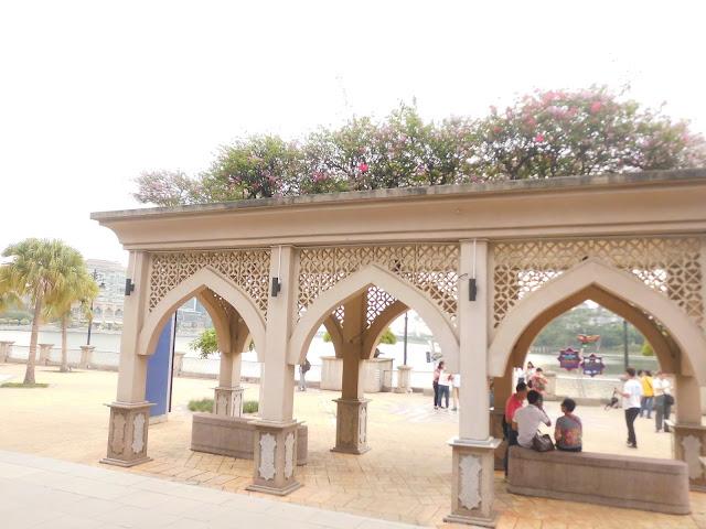 lokasi Mesjid Putra Jaya Malaysia