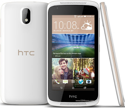 HTC launches an affordable quad-core smartphone Desire 326G in India for Rs. 9,590