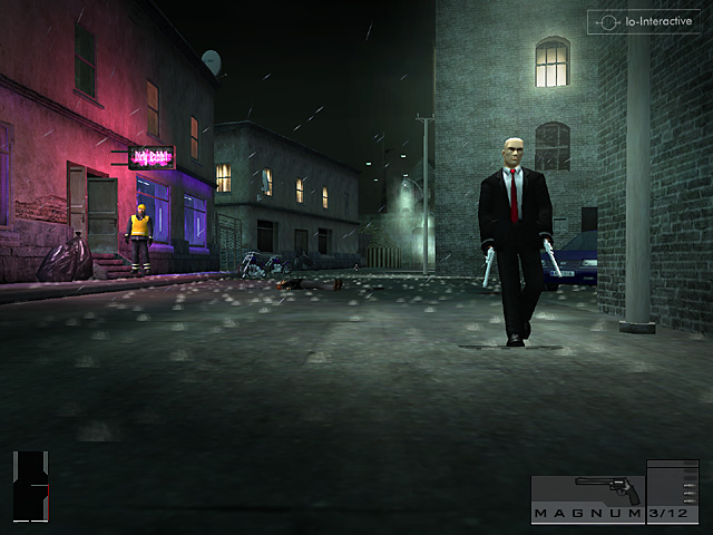 Windows game: hitman 3 contracts game free download full version.